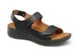 dr. comfort black sandal